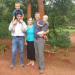 Farewell to Dr Raj by the Cropsey family