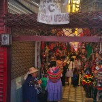 La Cancha, the biggest open air market in South America